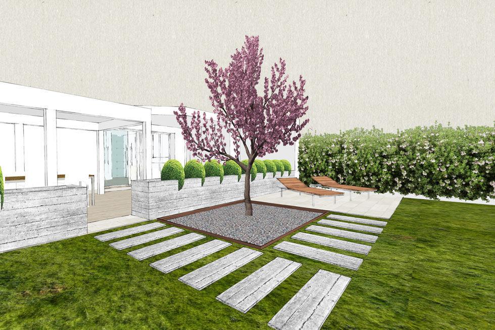 Immagine di Giardino Maison